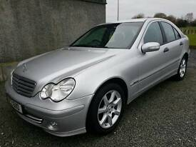 2004 c 220 diesel Mercedes with only 91000 miles