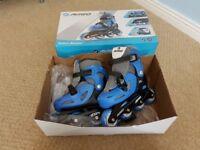 Avigo Childrens Roller Blades Inline Skates Size 12.5-2