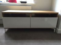 High Quality Wood IKEA TV Stand in brand new condition for sale