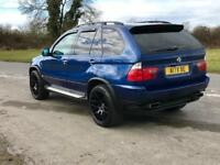 BMW X5 Le Mans sport exclusive swap for discovery 3 possible cash your way