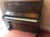 Upright Piano-Chappell and Co of London -Free