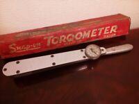 Snap-on Torqometer