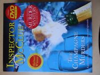 Champagne Murder after dinner party game with DVD and numerous additional notes and quiz