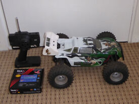Ansmann Royal-Flash 1/10 4WD Scale Electric Truck/Truggy complete fully working