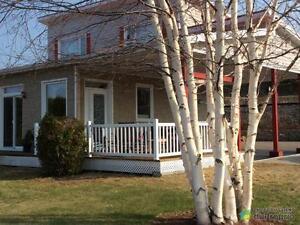 196 000$ - Maison à un étage et demi à vendre à Roberval