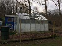 Greenhouse 8x12ft