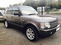 Range Rover *cheaper tax bracket*