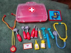 Toy Doctor / Vet Kit