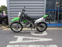 Kawasaki KLX125 -Learner Legal