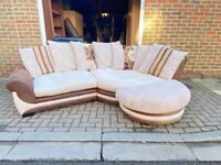 corner sofa DFS Delivery available