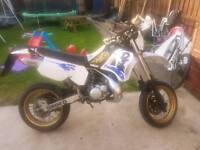 Yamaha Dt125r dtr125