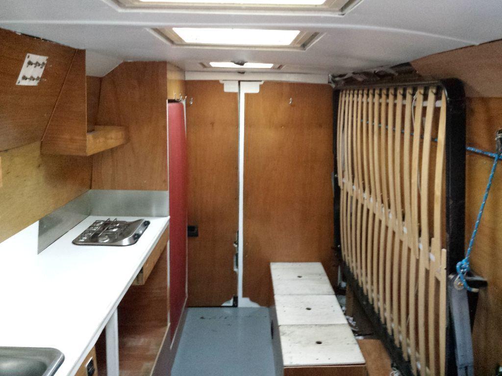 Campervan Liveaboard Stealth Motorhome 163 5000 Ono In