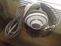 AKG 701 premium class studio reference headphones