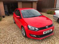 Volkswagen polo 1.6 tdi 2012 full loaded - Modified, Huge spec , Mint Condition