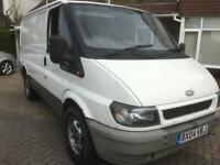 Ford transit swb 2004 diesel 1 years mot drives great 3 seats tow bar