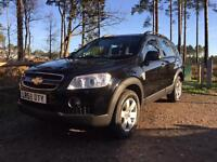 Chevrolet Captiva LT (58 plate) 2.0l 7 seats low milage! Price Reduced as Quick Sale Needed