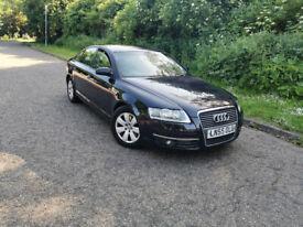 image for Audi, A6, Saloon, 2005, Manual, 2698 (cc), 4 doors