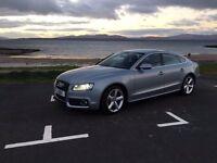 Audi A5 Sportback S Line, Triptronic Transmission with Audi FSH **1 Owner**