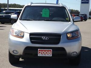 2008 Hyundai Santa Fe GLS 3.3L | LEATHER | SUNROOF | HEATED SEAT Stratford Kitchener Area image 7