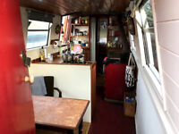 40ft Cruiser stern narrowboat