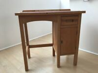 Child's vintage desk