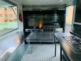 Food Trailer ( fully Equipped) for Sale