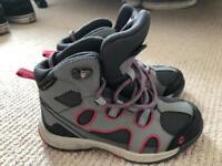 Hiking boots Jack Wolfskin size 11