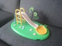 Peppa Slide and Roundabout