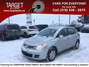 2009 Nissan Versa 1.8 S, No Rust Very Clean, Drives Great !!!