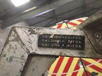 Tripod & Winch Manhole Entry