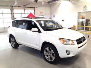 2010 Toyota RAV4 SPORT| 4WD| CRUISE CONTROL| SUNROOF| A/C| 124,1 Cambridge Kitchener Area image 8