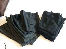 School shorts and trousers age 5-6