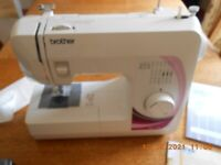 BROTHER SEWING MACHINE - MODEL XN1700 - COLOUR WHITE.