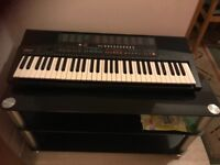 yamaha portable electrical organ keyboard £80 good condition sms 07576122722