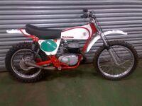 Bultaco Pursang Mk8