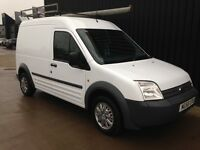 2007 ford transit connect moted 1 year