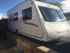 2010 Elddis Avante 524 stunning caravan
