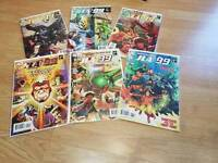 Justice League DC Comics Complete Set