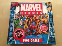 Marvel Heroes 'POG' Game