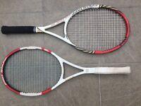 Wilson Pro Staff 95 tennis rackets