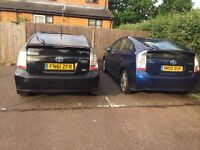 UBER Ready - PCO cars (Large Fleet) - Toyota Prius