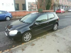 VOLKSWAGGON GOLF GT TDI 55 PLATE FOR SALE