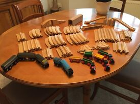 Brio train set