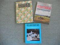 Three Collectors Catalogues Hardback Books