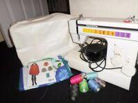 Toyota Sewing Machine plus Accessories
