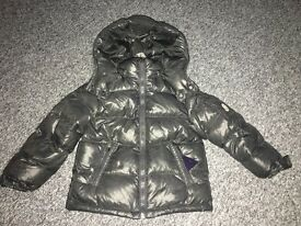 Boys genuine moncler jacket