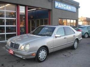 1997 MERCEDES-BENZ E320 | LOADED | SUNROOF | MUST SEE Kitchener / Waterloo Kitchener Area image 1