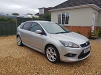 Ford Focus Zetec S 1.8 Petrol in Silver