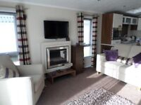 Top of the range 2010 Pemberton Park Lane for sale at Percy Wood Country Park in Northumberland