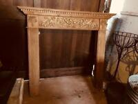 Mantepiece / fire surround